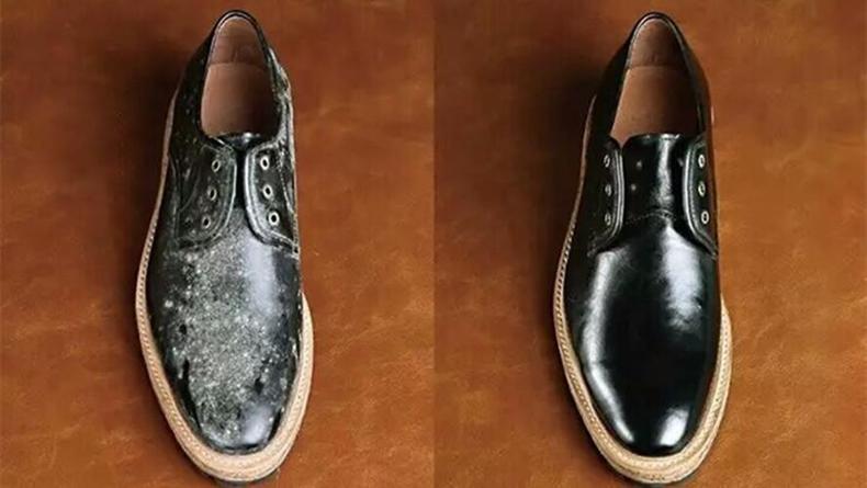 梅雨季节鞋子如何防霉?鞋子发霉了怎么处理?–》鞋子防霉抗菌剂