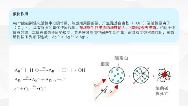 银离子抗菌剂